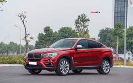 BMW X6 đi 4 năm bán lại ngang giá Mercedes-Benz GLC 200 'đập hộp': Coupe SUV cho người thích hàng hiếm