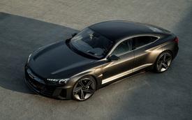 Audi E-Tron GT - Kỳ phùng địch thủ Porsche Taycan chốt lịch ra mắt đầu tháng 2