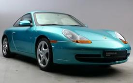Đây là chiếc Porsche 911 duy nhất trên toàn cầu được bọc thép chính hãng