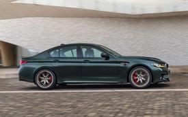 Vừa ra mắt một ngày, BMW M5 CS đã được đại lý tư nhân Việt Nam chào bán với giá 13 tỷ đồng