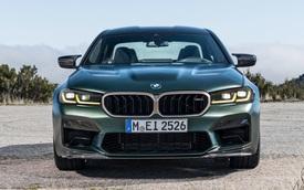 Đang được chào hàng ở Việt Nam, BMW M5 CS làm khách hàng bất mãn vì giá chênh lệch quá lớn