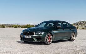 BMW bất đồng Audi và Mercedes, quyết không quay lưng với động cơ xăng dầu