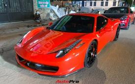 CEO Tống Đông Khuê tậu Ferrari 458 Italia mới nhất Việt Nam
