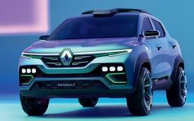 SUV cỡ nhỏ Renault Kiger đấu Kia Seltos lại tung trailer mới - Hàng hot có thể về Việt Nam