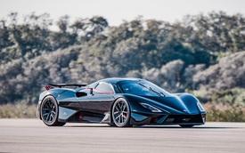 Cướp ngôi Bugatti và Koenigsegg, SSC chính thức phá kỷ lục tốc độ thế giới nhưng người lái lại gây bất ngờ