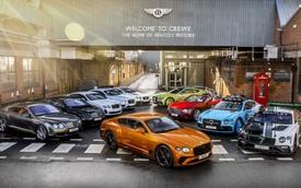Giá ngang biệt thự nhưng Bentley Continental GT đã chạm tới 80.000 xe sản xuất với 17 tỷ cách tuỳ biến
