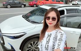 Bán Mercedes C 200 đổi Toyota Corolla Cross, nữ chủ xe 9X đánh giá sau 4.000 km xuyên Việt: 'Lái thì thua nhưng là vua công nghệ'