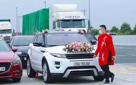 Đúng 'phút 89' nhà trai đành bất lực quay về, không thể vào Quảng Ninh đón dâu do dịch Covid-19