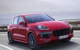 Porsche Cayenne facelift lộ mặt: Nhiều nét giống Taycan, nội thất có thêm màn hình khủng