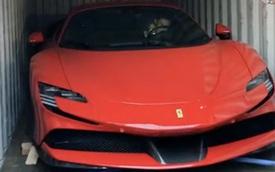 Khui công Ferrari SF90 Stradale đầu tiên về Việt Nam đón Tết: 'Siêu ngựa' mạnh nhất, tiết kiệm xăng nhất, giá hàng chục tỷ đồng