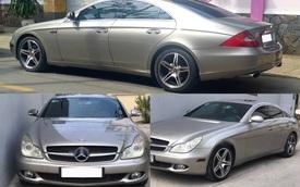 Tìm chủ mới, xe 'dân chơi' Mercedes-Benz CLS 500 hạ giá rẻ hơn Toyota Vios cả trăm triệu đồng