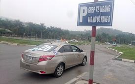 Thêm quy định mới với người học và thi bằng lái ô tô