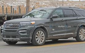 Lộ diện Ford Explorer King Ranch - SUV tiệm cận siêu sang với nội thất hứa hẹn chất chơi