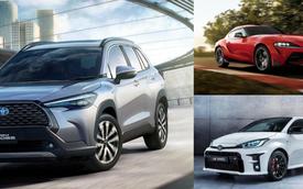Thương hiệu ô tô nào được tìm kiếm nhiều nhất năm 2020?
