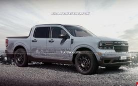 Gần ngày ra mắt, Ford Maverick hé lộ thông tin nội thất 'xịn' không kém đàn anh Ranger