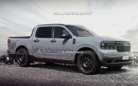 Ford Maverick - Đàn em Ranger sẽ có bản giống với Explorer
