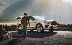 Bentley cập nhật Bentayga Hybrid, nâng cấp đáng kể khả năng vận hành không xăng