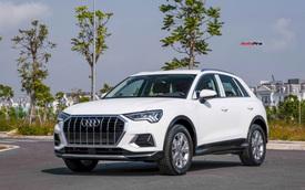 Chạy vỏn vẹn hơn 3.000km, tiểu Audi Q8 hạ giá rẻ hơn Mercedes-Benz GLC hàng chục triệu đồng