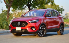 MG ZS 2021 sắp ra mắt Việt Nam: Thiết kế sang xịn hơn, nhập Thái, giá hứa hẹn rẻ, cạnh tranh Kia Seltos