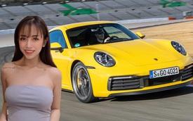 Con gái doanh nhân Phạm Trần Nhật Minh 'tậu' Porsche 911 Carrera giá không dưới 6,9 tỷ đồng