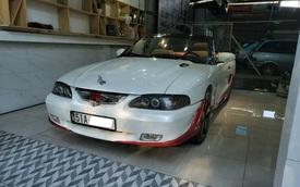 Bán Ford Mustang cổ rẻ như Hyundai Accent, đại gia chia sẻ: 'Xe trưng bày, bán vì garage hết chỗ'