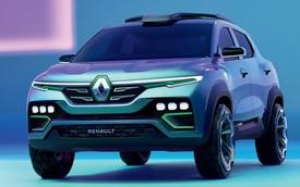 SUV Renault Kiger đối đầu Kia Seltos chốt ngày ra mắt 28/1