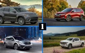 20 xe bán chạy nhất tại Mỹ năm 2020: Nhiều xe có mặt tại Việt Nam, xe Nhật chiếm đa số