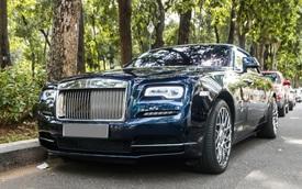 Rolls-Royce Dawn siêu độc bất ngờ lăn bánh tại Sài Gòn, mang chi tiết khác biệt so với lần xuất hiện trước