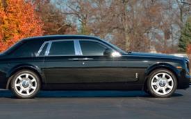 Rolls-Royce Phantom từng của tổng thống Donald Trump lên sàn: Giá đắt gấp đôi mặt bằng chung, tình trạng xe đáng lưu tâm