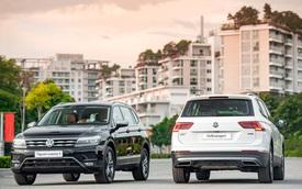 Ra mắt Volkswagen Tiguan Allspace 2021 tại Việt Nam: Tăng 30 triệu đồng, thêm tiện nghi đấu Mercedes GLB