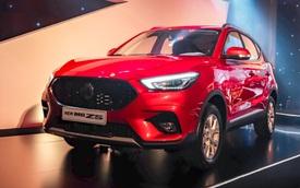 Ra mắt MG ZS 2021 tại Việt Nam: Giá từ 569 triệu đồng, nhập Thái trước khi lắp ráp, nâng cấp tiện nghi đấu Kia Seltos