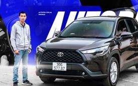 Bỏ cọc Kia Seltos để mua Toyota Corolla Cross bản rẻ nhất, người dùng đánh giá sau 3 tháng: 'Đủ những thứ tôi cần'