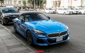 BMW Z4 đã hot, chủ nhân chiếc xe này còn gây ấn tượng với lớp sơn độc đáo