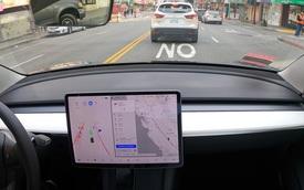 Xem chiếc Tesla Model 3 tự đi hết 600km, từ San Francisco đến Los Angeles mà hầu như không cần tài xế can thiệp