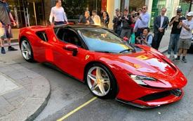 Lộ diện chủ Ferrari SF90 Stradale sắp về Việt Nam chính là đại gia chơi lan đang sở hữu McLaren 720S độc đáo