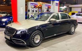 Phương án mua 'Mẹc' S-Class Maybach cho đại gia 'kẹt' tiền: Mua E-Class rồi độ với phí quy đổi chỉ từ 24 triệu đồng