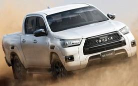 Xem trước Toyota Hilux GR Sport dự kiến về Việt Nam năm sau, thêm sức hút đấu Ford Ranger và Mitsubishi Triton