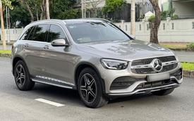 Mua Mercedes-Benz GLC 300 AMG màu hiếm, chủ xe đã vội bán dù mới chạy 2.600km