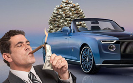 Từ đĩa trứng cá muối đến chiếc Rolls-Royce: Sống như một tỷ phú ngày càng đắt đỏ, nhưng mức tăng tài sản còn khủng hơn
