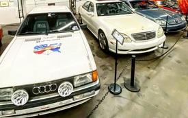 Đại gia bán bộ sưu tập 15 xe đắt giá để lùng tìm chiếc McLaren từng thuộc sở hữu của trùm ma tuý