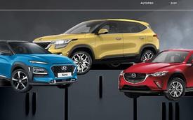 Kia Seltos bán gấp gần 5 lần Hyundai Kona, thống trị nhóm xe gầm cao hạng B