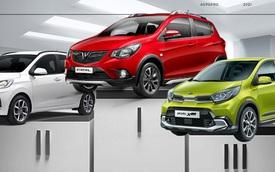Hyundai Grand i10 bán gấp đôi tháng trước, bằng số lẻ của VinFast Fadil