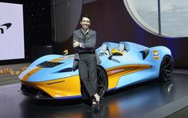 Minh Nhựa tham gia sự kiện kín trưng bày McLaren Elva tại Sài Gòn, tiện kỷ niệm 9 năm ngày cưới bằng đồng hồ tiền tỷ Richard Mille