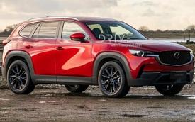 Mazda CX-50 lộ thông tin trước ngày ra mắt: Lớn hơn CX-5 nhưng thiết kế vẫn quen thuộc