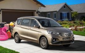 Ra mắt Toyota Rumion - Suzuki Ertiga gắn logo Toyota có giá quy đổi từ 370 triệu đồng