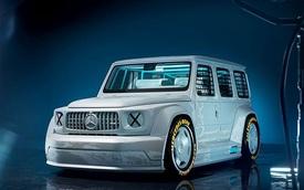 Mercedes-Maybach úp mở xe siêu sang mới cho giới đại gia: Xuất hiện đầu tháng 12, thiết kế 'vượt ngoài khuôn khổ'