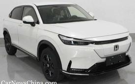 Lộ diện Honda HR-V phiên bản chạy điện sắp ra mắt với công suất hơn 200 mã lực
