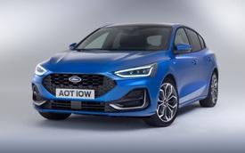Ra mắt Ford Focus mới: Ngày càng đẹp và nhiều công nghệ, có bản giả SUV khiến người Việt tiếc nuối