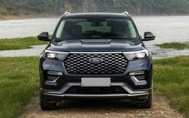 Đang cận kề ngày ra mắt tại Việt Nam, Ford Explorer thế hệ mới đã lộ bản nâng cấp lớn