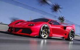 Siêu xe Ferrari mới kế thừa LaFerrari được xác nhận ra mắt ngay năm nay với hộp số hoài cổ